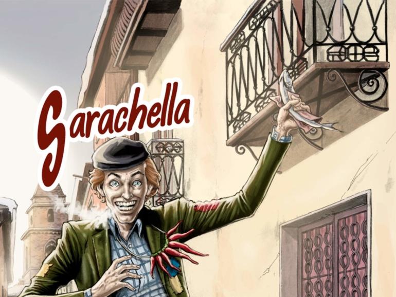 SARACHELLA, UNA MASCHERA, UN'IDEA PER LA CITTÀ DI POTENZA