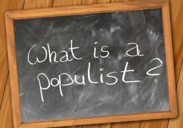 IO? QUALUNQUEMENTE POPULISTA!