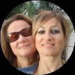Teresa Lettieri e Giovanna Cuoco