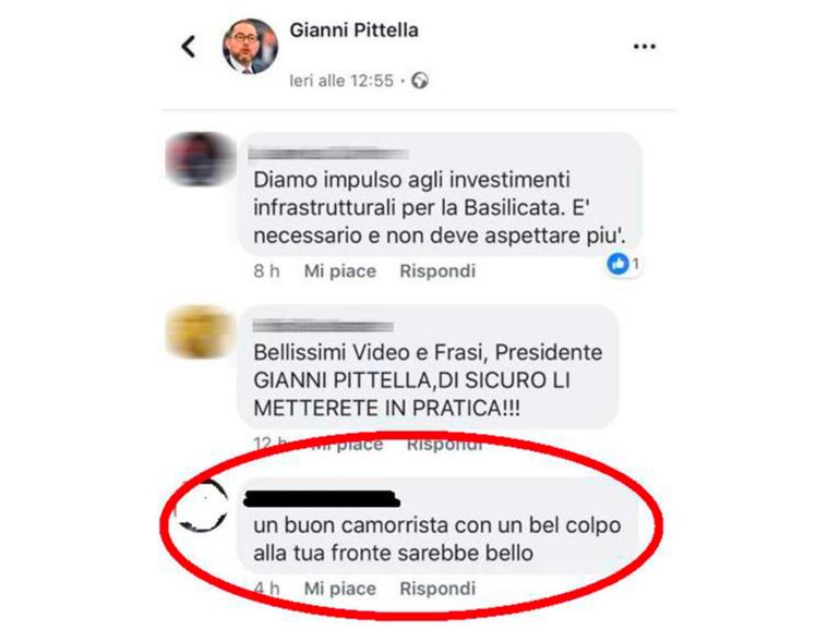 LE ELEZIONI, L'ODIO, I FANTASMI DEL PASSATO