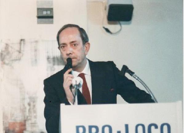 ORAZIONE FUNEBRE PER BRUNO MARIO ALBANO