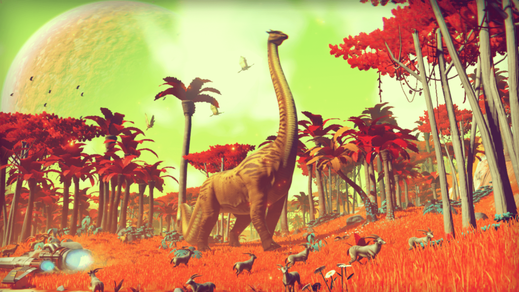 No Man's Sky screenshot E3 2014