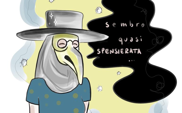 CRONACA DI UNA PANDEMIA – ITALIA, 12 MARZO 2020