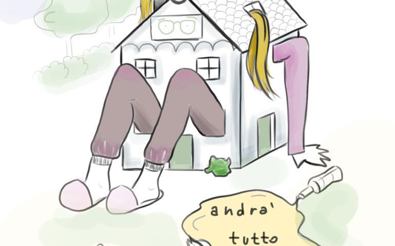 CRONACA DI UNA PANDEMIA – ITALIA, 12 APRILE 2020