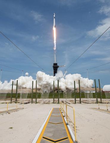SpaceX apre una nuova era dell'esplorazione spaziale