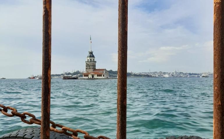 Vivo a Istanbul ma senza Istanbul